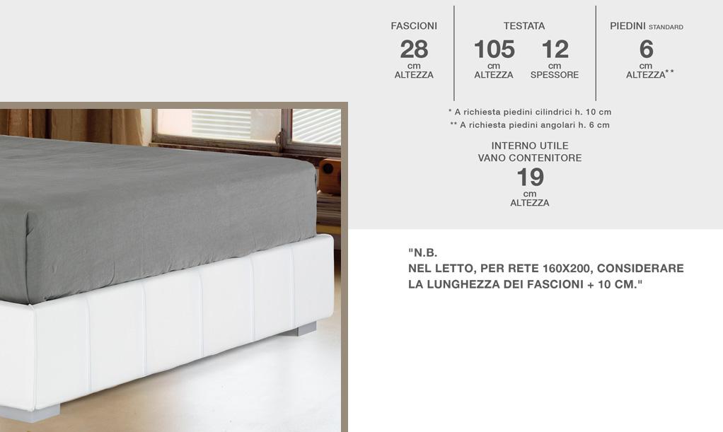 Permaflex - Lamanna Sabato - Letto Divo