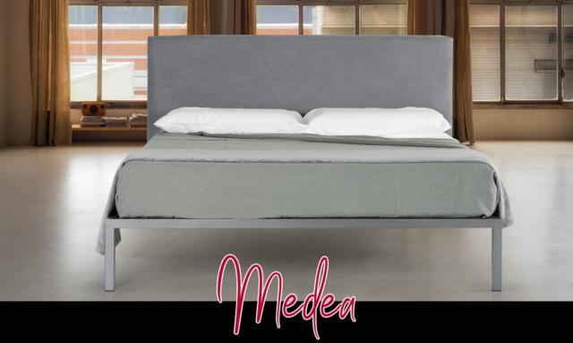 Permaflex - Lamanna Sabato - Letto Medea